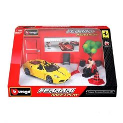 Bburago Ferrari Set 1:32 Race&Play  by Proděti