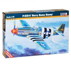 Model letadla P-51B-5 Hurry Home Honey C-49 (série III)  by Proděti